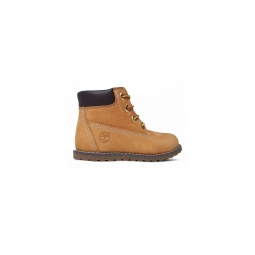 Bottines timberland pokey pine 6 inch boot wheat 29