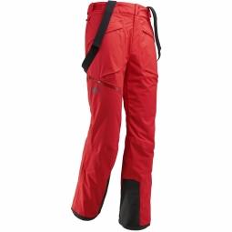 Pantalon de ski millet hayes stretch pant pompeian red xs