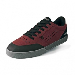 Chaussures vtt afton keegan black maroon 40