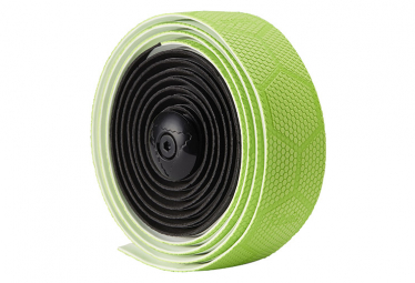 Fabric HEX Duo Handlebar Tape Black Green