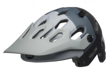 Bell Super 3R MIPS Helmet Grey/Gunmetal 2019