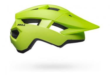 Bell Spark Green Kids Helmet 2021