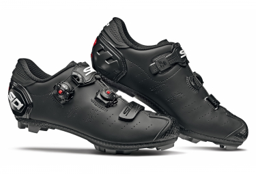 Sidi Dragon 5 SRS MTB Shoes Matte Black