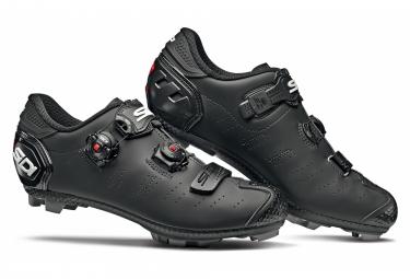 Chaussures VTT Sidi Dragon 5 SRS Noir Mat
