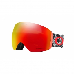 Masque oakley flight deck morrison signature carneos prizm torch