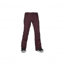 Pantalon De Ski Volcom Species Stretch Pant Merlot