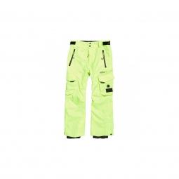 Pantalon De Ski Superdry Snow Pant Rescue Yellow