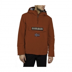 Veste napapijri rainforest winter 1 orange red xl