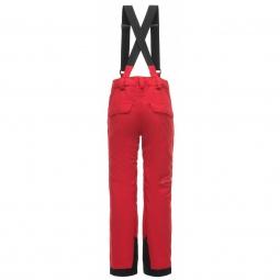 Pantalon De Ski Spyder Boy´s Propulsion Red Black