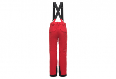 Pantalon De Ski Spyder Boy's Propulsion Red Black