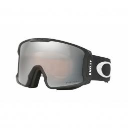 Masque oakley line miner matte black prizm black iridium