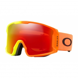 Masque oakley line miner harmony fade collection prizm torch