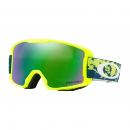 Masque oakley line miner youth arctic fracture prizm jade