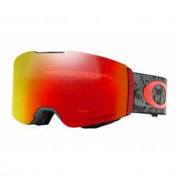 Masque oakley fall line camo vine night prizm torch iridium