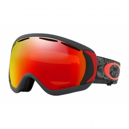 Masque oakley canopy camo vine night prizm torch iridium