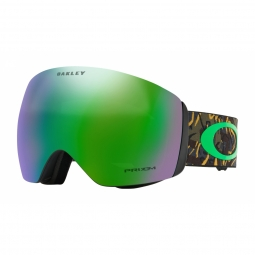 Masque oakley flight deck camo vine jungle prizm jade iridium