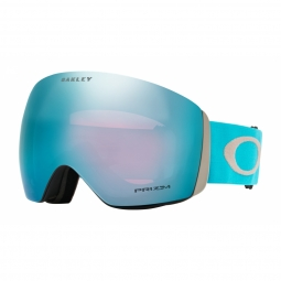 Masque oakley flight deck moonrock sea prizm sapphire iridium
