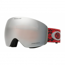 Masque oakley flight deck horgmo signature shredbot prizm black