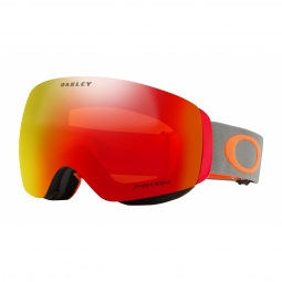 Masque oakley flight deck xm brush orange prizm torch iridium