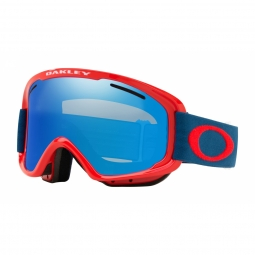 Masque oakley o frame 2 xm red poseidon black ice et persimmon