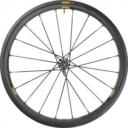 Paire roues mavic r sys slr pneu