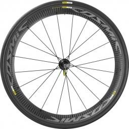 Paire roues mavic cosmic pro carbon exalith pneu