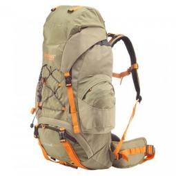 Image of Scout 40 5 sac a dos de randonnee columbus 45 litres kaki
