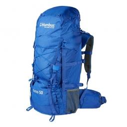 Image of Arno 50 sac a dos de randonnee columbus 40 litres bleu