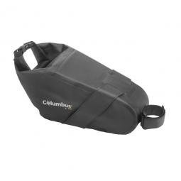 Dry saddlebag sacoche de selle COLUMBUS noir