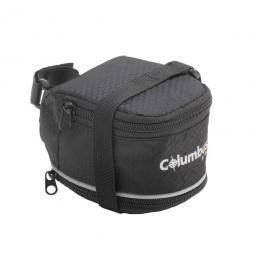 Expandable saddlebag sacoche de selle columbus noir