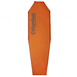 Matelas auto gonflant SM6 COLUMBUS orange