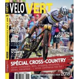 Magazine velo vert n 306 janvier 2018