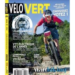 Magazine velo vert n 307 fevrier 2018