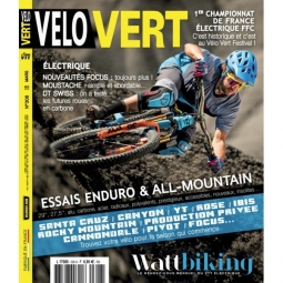 Magazine Vélo Vert N°308 Mars 2018