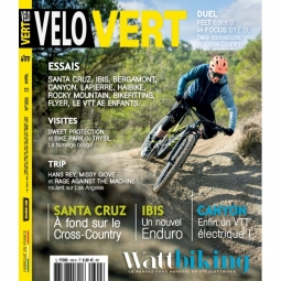 Magazine Vélo Vert N°309 Avril 2018