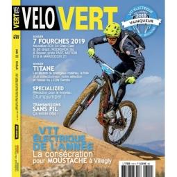 Magazine Vélo Vert N°310 Mai 2018