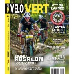 Magazine Vélo Vert N°311 Juin 2018