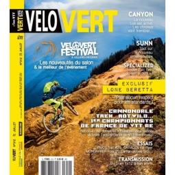 Magazine Vélo Vert N°312 Juillet 2018