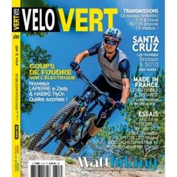 Magazine Vélo Vert N°313 Aout 2018