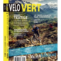 Magazine Vélo Vert N°315 Octobre 2018