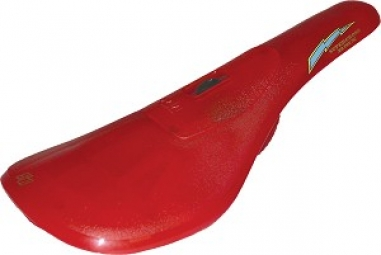 Selle supercross compoments e line bmx red