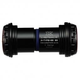 Boitier de pedalier kcnc adaptable shimano 68 73mm unique
