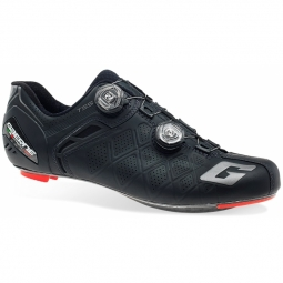Chaussures velo route gaerne carbon g stilo plus black unique