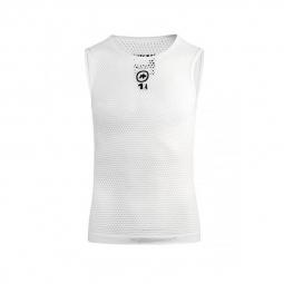 Sous vetement sans manches assos ns skinfoil hot summer evo7 holywhite new 2018 m