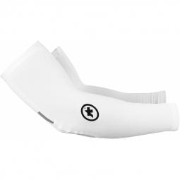 Manchettes assos armprotectors s7 whitepanther