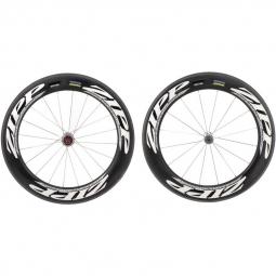 Paire roues zipp 808 firecrest boyau