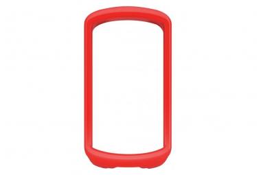 Housse de Protection Silicone pour Edge 1030 et 1030 Plus (6 couleurs au choix) - Rouge