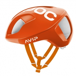 Casque poc ventral spin zink orange avip m