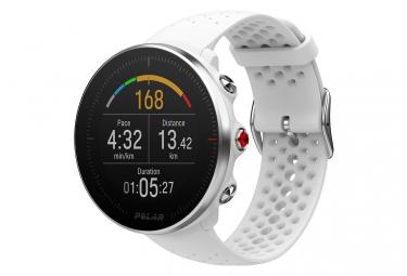 Orologio Polar Vanatge M GPS bianco