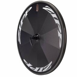 Roue arriere lenticulaire zipp disc super 9 pneu